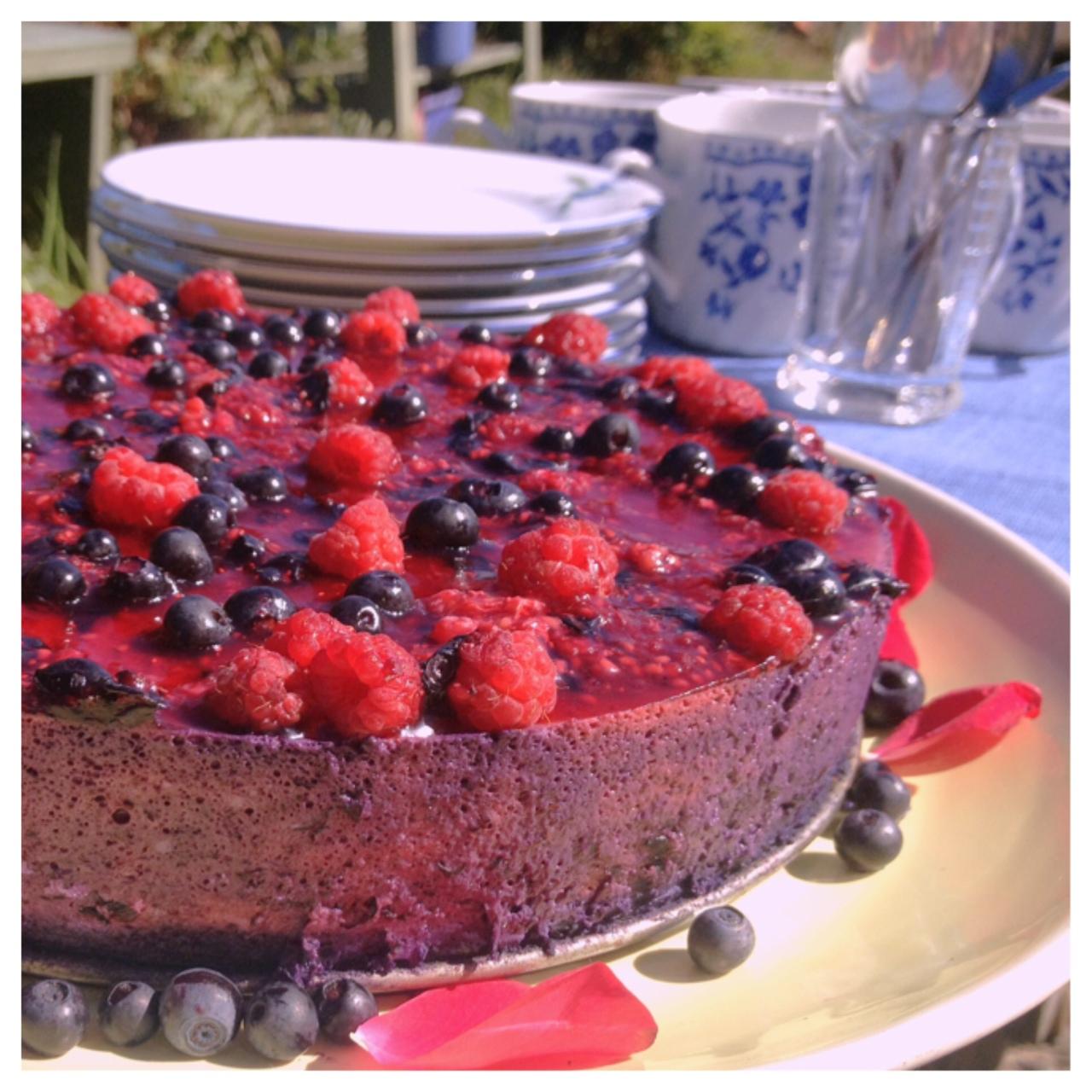 moussetårta utan gelatin