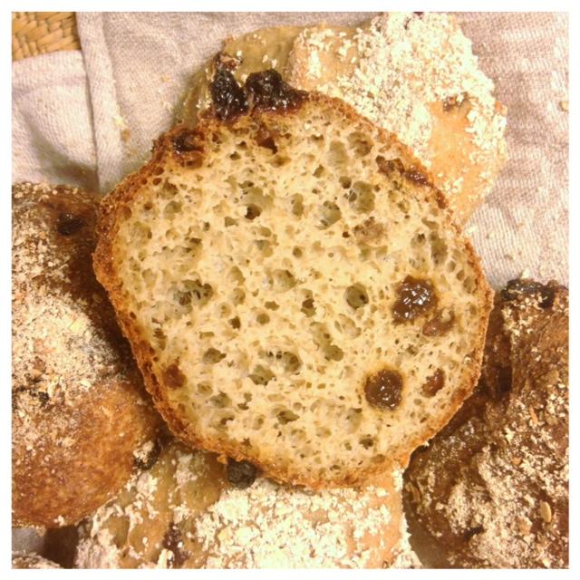Havrefrallor med russin (gluten-, mjölk-, ägg-fria)4