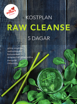 raw cleanse 5 dagar