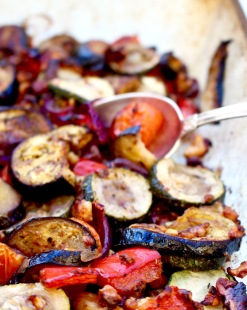 Roasted ratatouille