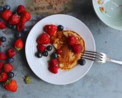 amerikanska pannkakor, glutenfria, naturligt glutenfritt,