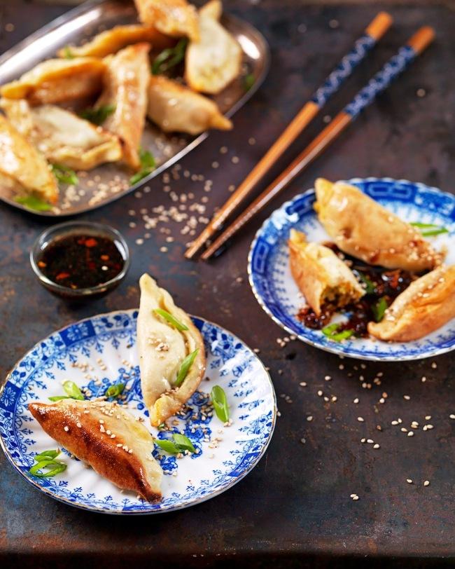 glutenfria dumplings